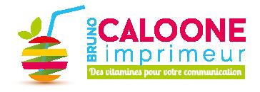 logo imprimerie Caloone